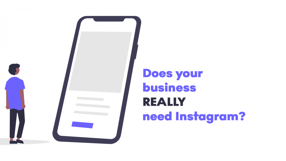 does my business brand really need instagram