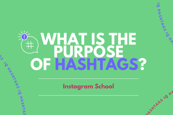 what is the purpose of hashtags