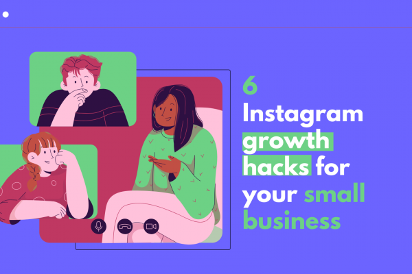 6 Instagram growth hacks for your small business